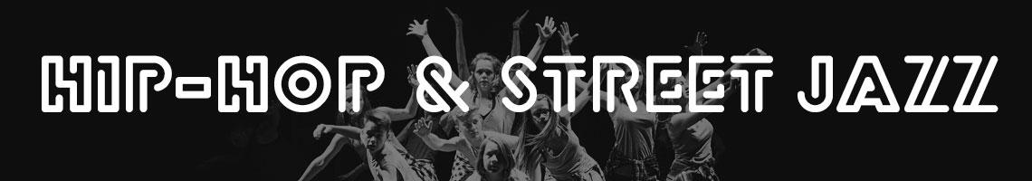 Hip-Hop & Street Jazz / CDA